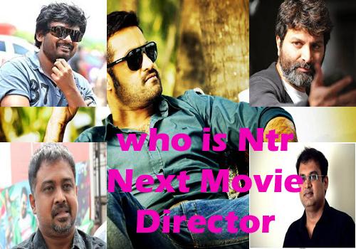 ntr new movie director