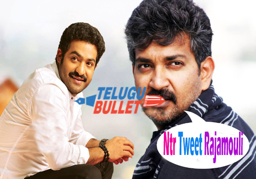 ntr answered rajamouli