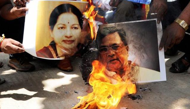 india need perfect leader cauvery water war karnataka