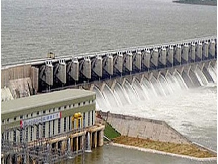 pulichintala project water level increases