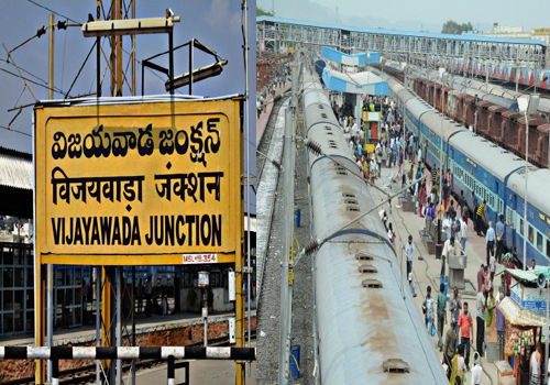 vijayawada train passengers problems