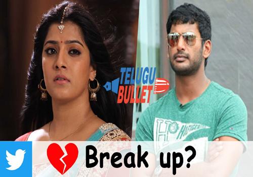 varalakshmi tweet vishal love story break up