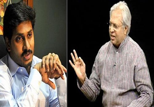 undavalli arun kumar reddy and jagan mohan reddy play political game