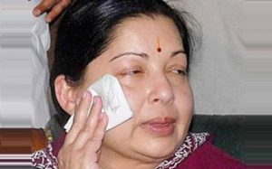 tamilnadu chief minister jayalalitha health condition