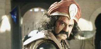 gautamiputra satakarni movie trailer 100 theaters