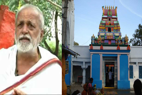 chilkur balaji temple pujari soundara rajan