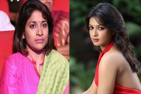 chiranjeevi daughter sushmita hurt catherine out from khaidi number 150 movie