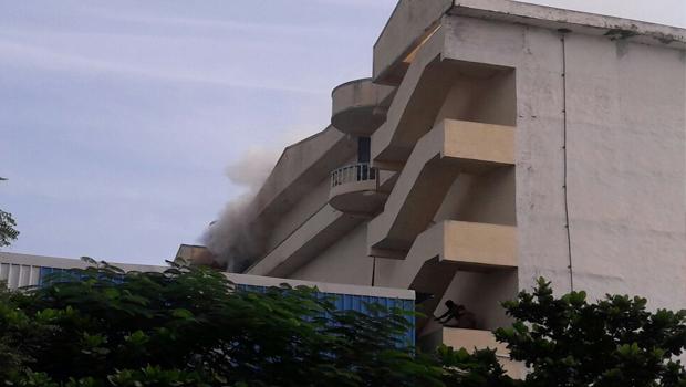 guntur lakshmi lavanya cold storage fire accident