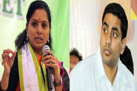 kavitha advice lokesh be focused on ap politics