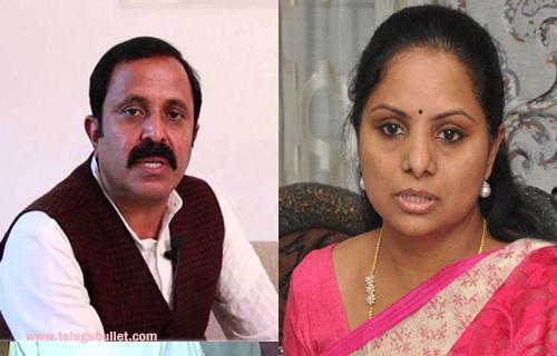 congress leader madhu yashki said kcr daughter kavitha doing corruption