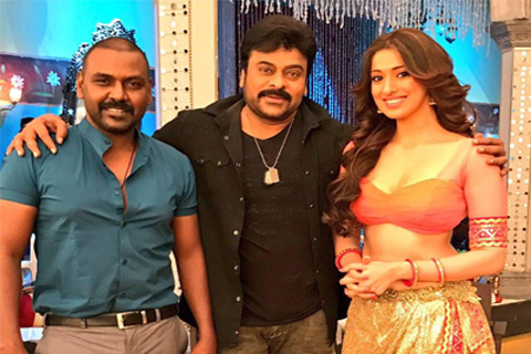laxmi rai remuneration chiru khaidi number 150 movie