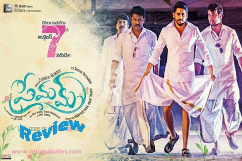 naga chaitanya premam movie review