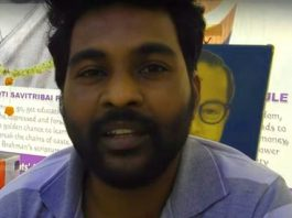 rohith vemula said in a video before his death