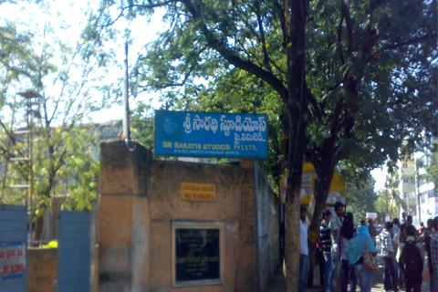 sarathi studios hyderabad built new complex