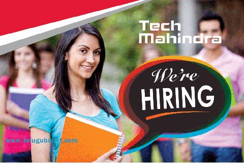 tech mahindra recruiting java professional