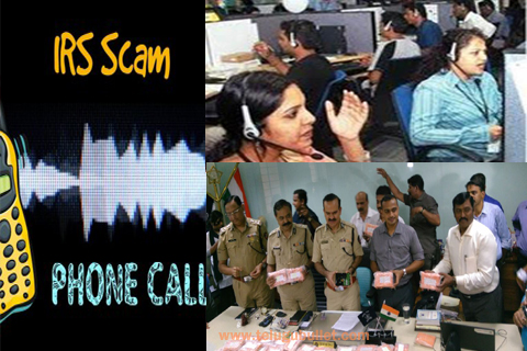 maharashtra thane it park call center corruption