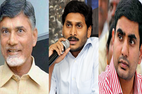 jagan be focus on chandrababu naidu not lokesh