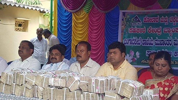 black money is out by modis action