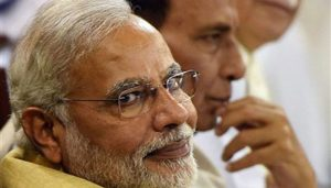 4th class student asked two questions to Modi