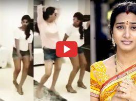 Surekah vani wants to delete her hot dance Video