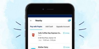Paytm Unveils 'Nearby' Feature to Help Discover Paytm-Ready Merchants