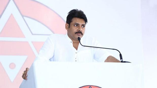 pawan kalyan said first janasena party office open in ananthapuram