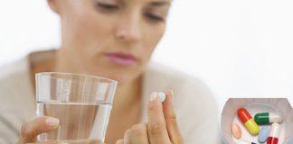 ladies take care of using antibiotic medicine