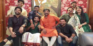 mega family diwali celebration