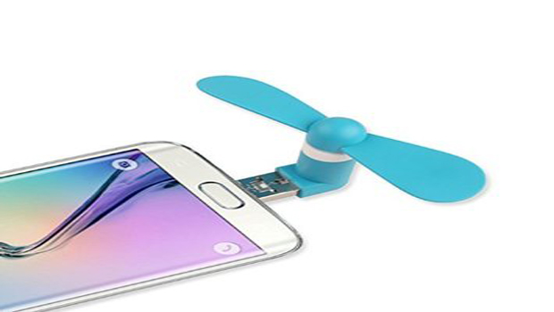 new invention mobile fan for no sweat