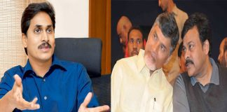 jagan reason for chiranjeevi join in tdp party