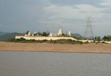 pattiseema project water coming to krishna delta