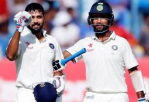 pujara murali vijay centuries in india vs england first test match