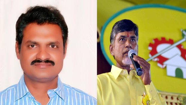 gorantla ravikumar join tdp ongole tdp party leaders students are supported