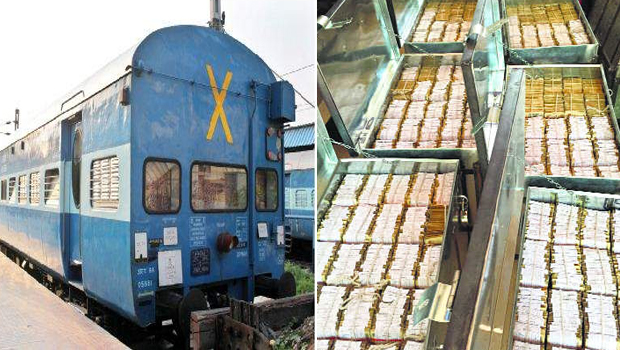CBI search in special coach derails top railway security officer travel