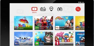 youtube kids app only for kids