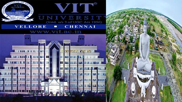 vit university take adoption 3 villages in amaravati
