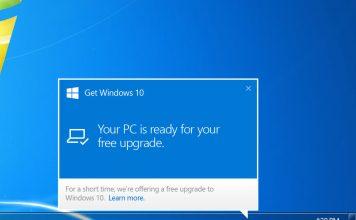 updating windows 10 is easy