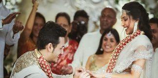 Akhil Shriya Bhupal Engagement