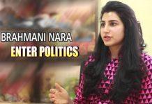 brahmani political entry