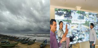 Vardha Cyclone getting close to Andhra Pradesh