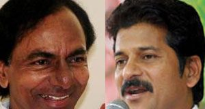 revanth thanks to kcr