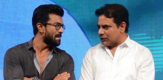 KTR Ready To Change His Fitness With Inspire Ram Charan