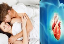 wife and husband daily doing sex to avoid heart stroke problems