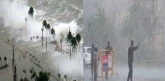 wardha cyclone effect on telangana
