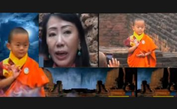 3-year-old Prince of Bhutan is reincarnated