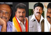 sarath kumar comment on rajinikanth rajasekhar comment on chiru about on political entry