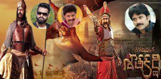nagarjuna ntr kalyan ram said wishes to balakrishna gautamiputra satakarni movie