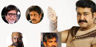 mohanlal plan to mahabharata movie 600 crores against rajamouli