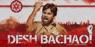 Pawan Kalyan Releases Musical Album 'Desh Bachao'