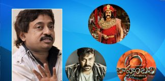 ram gopal varma saw gautamiputra satakarni movie and said about khaidi no 150 bahubali 2 movie
